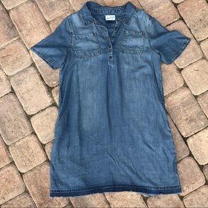 Universal Thread lightweight denim Dress L
